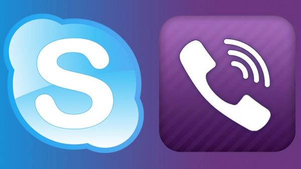 Viber või Skype – kumb on parem?