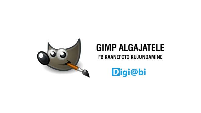 Minikoolitus: GIMP algajatele